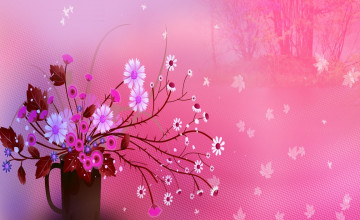 Cute Pink Wallpapers for Girls