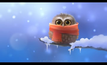 Cute Winter Backgrounds