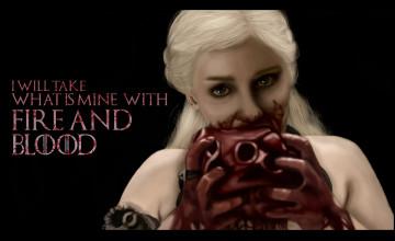 Daenerys Targaryen Wallpaper