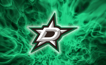 Dallas Stars Background Wallpaper