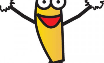 Dancing Banana Wallpaper
