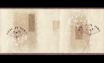 Dandelion Wallpaper Border