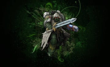 Dark Angel Space Marine Wallpaper