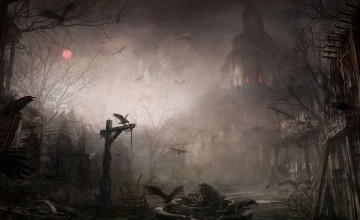 Dark Fantasy Pictures Wallpapers