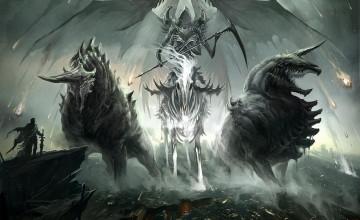 Dark Fantasy Wallpaper HD