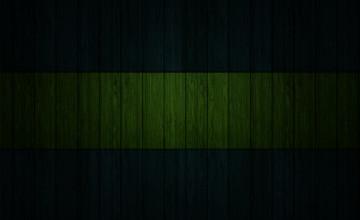 Dark Green Striped Wallpaper