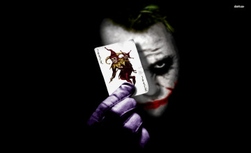 Dark Knight Joker Wallpaper