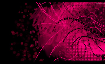 Dark Pink Wallpaper