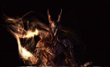 Dark Souls iPad Wallpaper