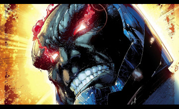 Darkseid Wallpaper