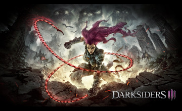 Darksiders III Wallpapers