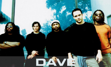 Dave Matthews Band Desktop Wallpaper