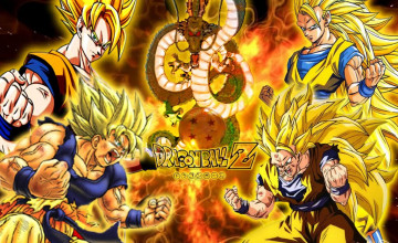DBZ Goku Wallpaper