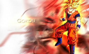 DBZ Wallpaper HD Goku
