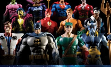 DC Comic Wallpapers