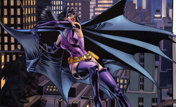 DC Comics Huntress Wallpaper