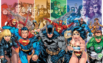 Dc Comics Wallpaper