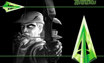 DC Green Arrow Wallpaper