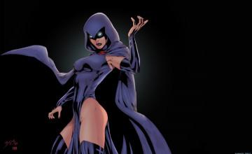 DC Raven Wallpaper