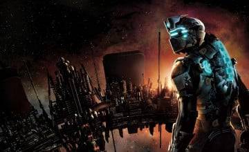 Dead Space Wallpaper for Computer