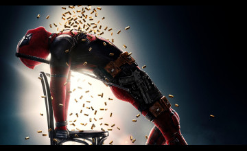 Deadpool 2 4K Wallpapers
