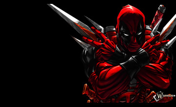 Deadpool Wallpaper 1920 x 1080