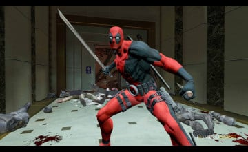 Deadpool Wallpaper Xbox 360