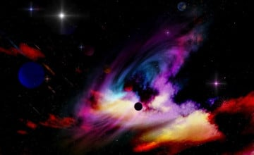 Deep Space Backgrounds
