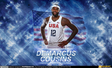DeMarcus Cousins Golden State Warriors Wallpapers - Wallpaper ...
