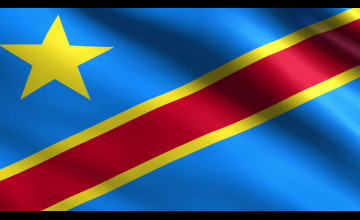 Democratic Republic Of The Congo Flag Wallpapers