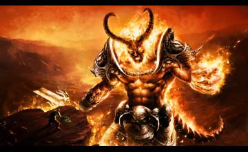 Demon Wallpaper HD
