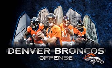 Denver Bronco Super Bowl Wallpaper Background