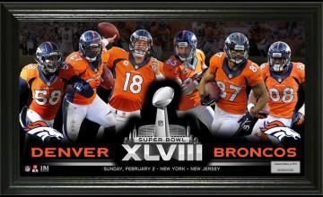 Denver Broncos Super Bowl 50 Wallpaper