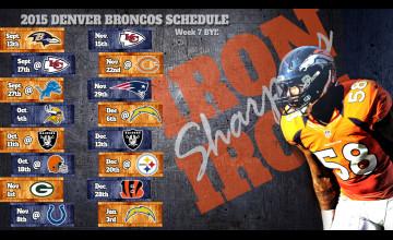 Denver Broncos Wallpaper 2015