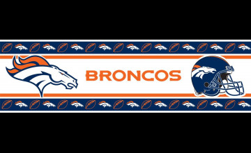 Denver Broncos Wallpaper for Kids
