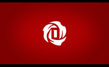 Derrick Rose Logo Wallpaper