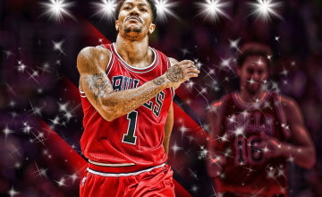 Derrick Rose Wallpaper 2015