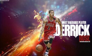 Derrick Rose Wallpaper HD 2014