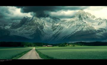 Desktop Mountain Wallpaper