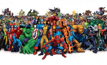 Desktop Wallpapers Super Heroes