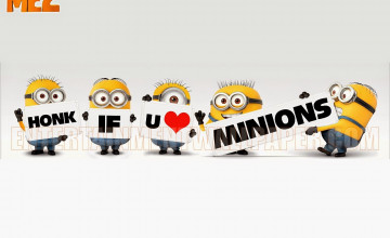 Despicable Me Wallpapers for PC