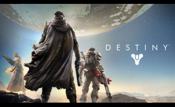 Destiny Game Wallpaper HD 1080p