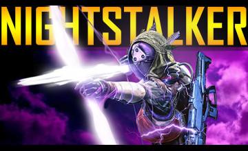 Destiny Night Stalker Wallpaper