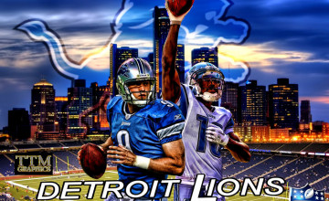 Detroit Lions Wallpaper 2015