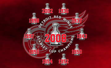 Detroit Red Wings Wallpaper