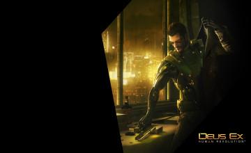 Deus Ex Wallpaper HD