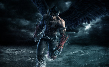 Devil Jin Wallpaper