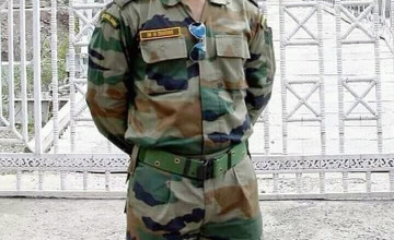 Dhoni Army Wallpapers