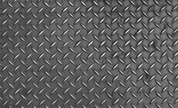 Diamond Plate Wallpaper Border