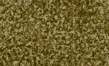 Digital Camo Wallpaper for Walls